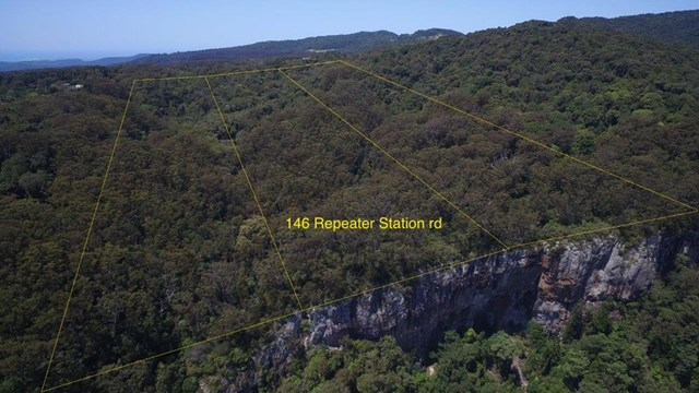 146 Repeater Station  Road, Springbrook QLD 4213