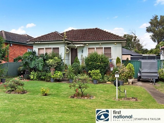 4 Walter Street, Kingswood NSW 2747