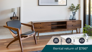 Inner city investment opportunity | Receive a rental return of $786* Turner ACT 2612