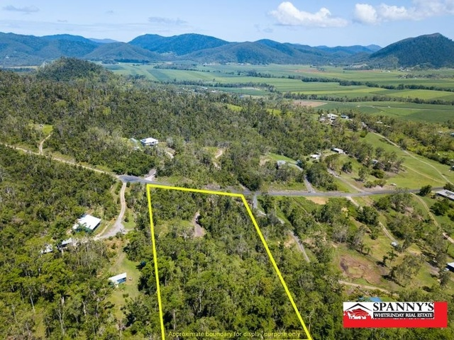 Lot , 103 Moodys Road, Strathdickie QLD 4800