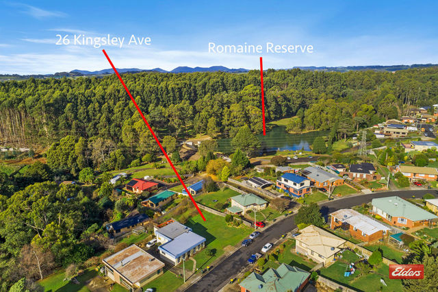 26 Kingsley Avenue, Romaine TAS 7320