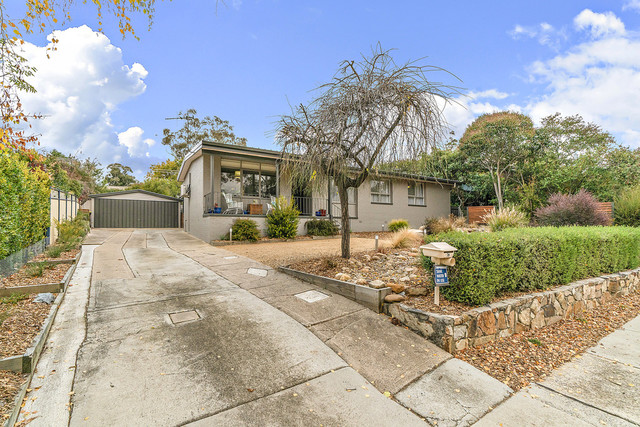 76 Lyttleton Crescent, Cook ACT 2614