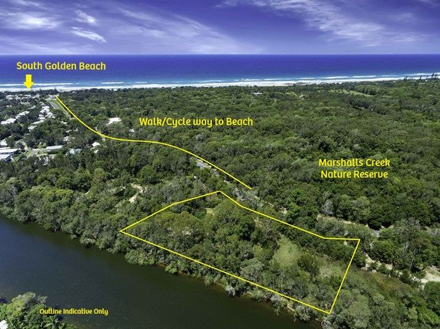 Lot 3 Redgate Road, South Golden Beach NSW 2483