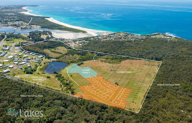 Lot 302 Ontario Way, NSW 2539