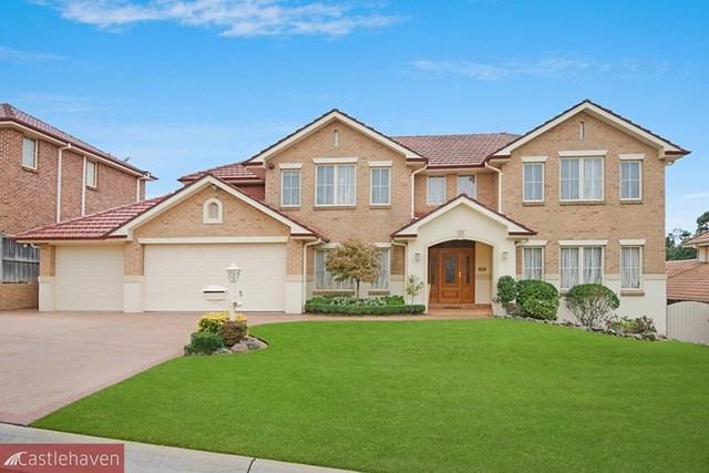 5 Tamara Place, Beaumont Hills NSW 2155