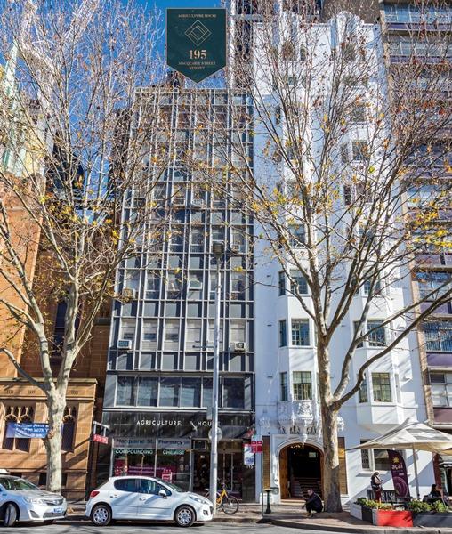 195 Macquarie Street, Sydney NSW 2000