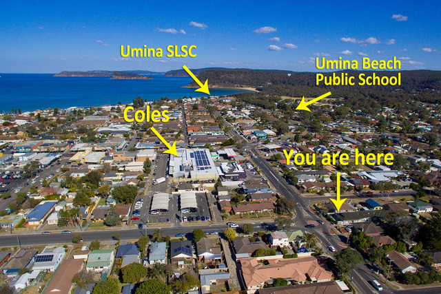 1/423 Ocean Beach Road, Umina Beach NSW 2257
