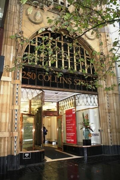 250 Collins Street, Melbourne VIC 3010