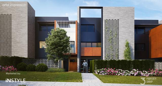 Balcombe Terraces - Sunset, Denman Prospect ACT 2611