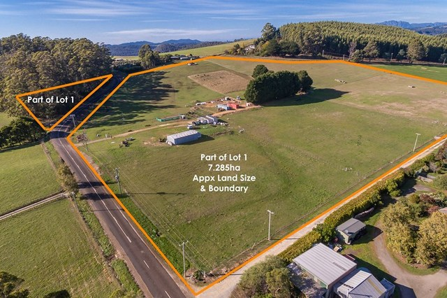 1103 Kindred Road, Kindred TAS 7310