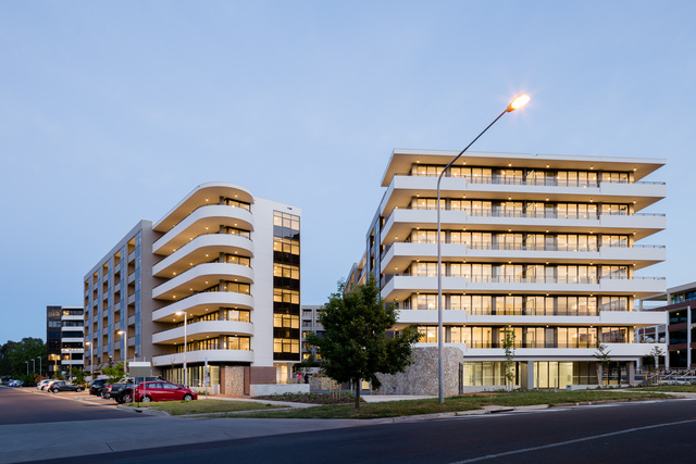 Governor Place - Final Stage: 3 Bedroom Apartment, Barton ACT 2600