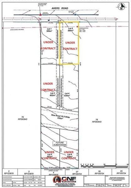 Proposed Lot 2 37 Akers Road, Lawnton QLD 4501