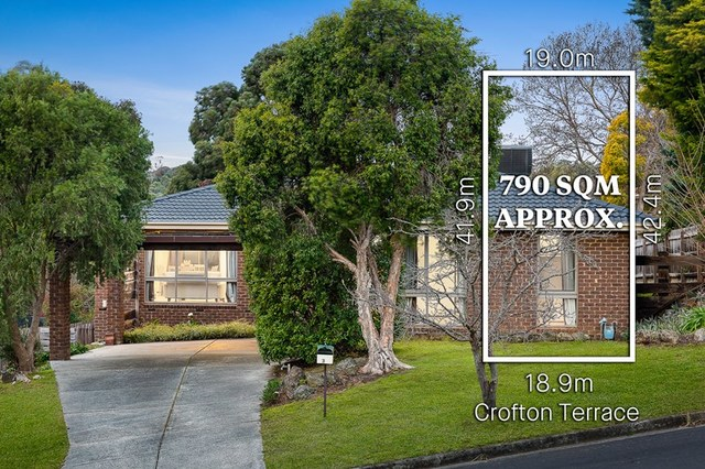 3 Crofton Terrace, Doncaster East VIC 3109