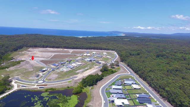 Lot 506 Ontario Way, Dolphin Point NSW 2539