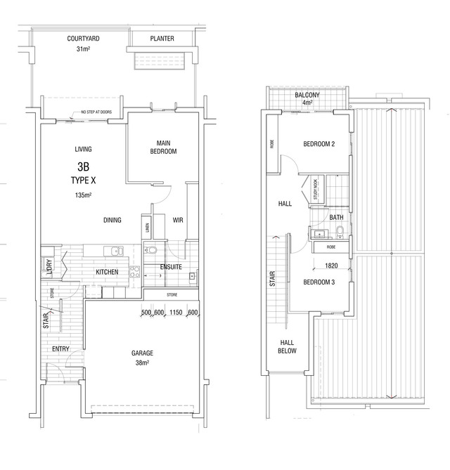 The Central By Goodwin 3 Bedroom Townhouses Real Estate