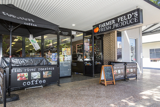 Goulburn's Leading Fresh Produce Outlet And Cafe