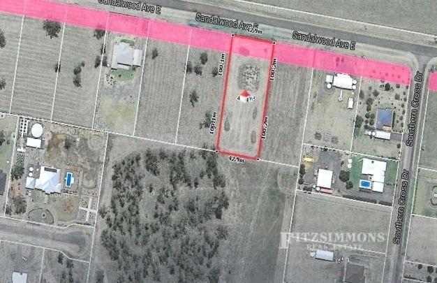 Lot 202 Sandalwood Avenue East, Dalby QLD 4405
