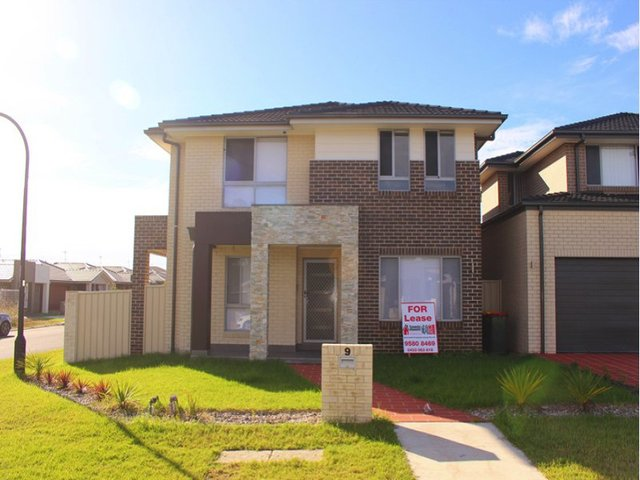 9 Bisen Street, Kellyville Ridge NSW 2155