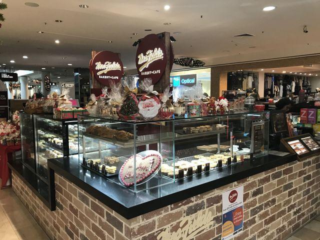 - Mrs Fields Bakery Cafe Belconnen - Belconnen, ACT 2601