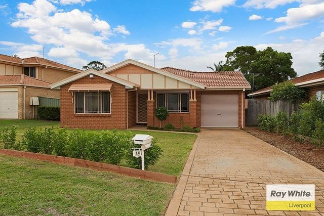 16 Marulan Way, Prestons NSW 2170