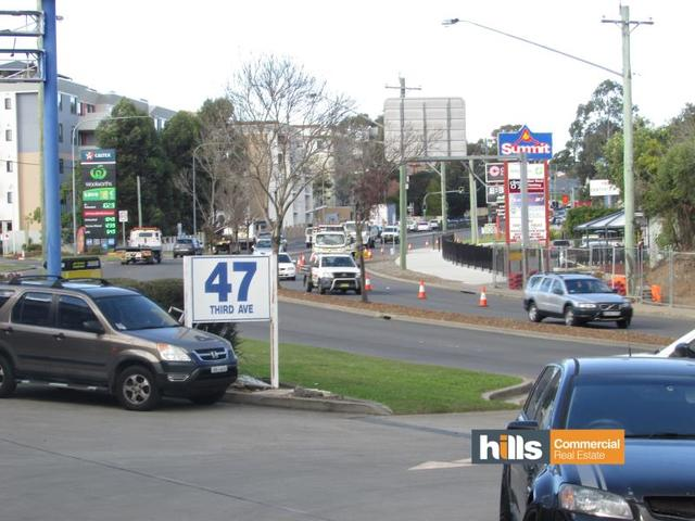 Unit  1/47 Third Avenue, Blacktown NSW 2148