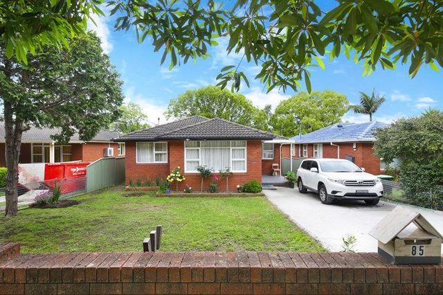 85 Burwood Road, Concord NSW 2137