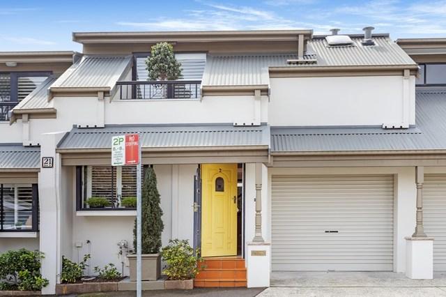 2/21 Quirk Street, Rozelle NSW 2039