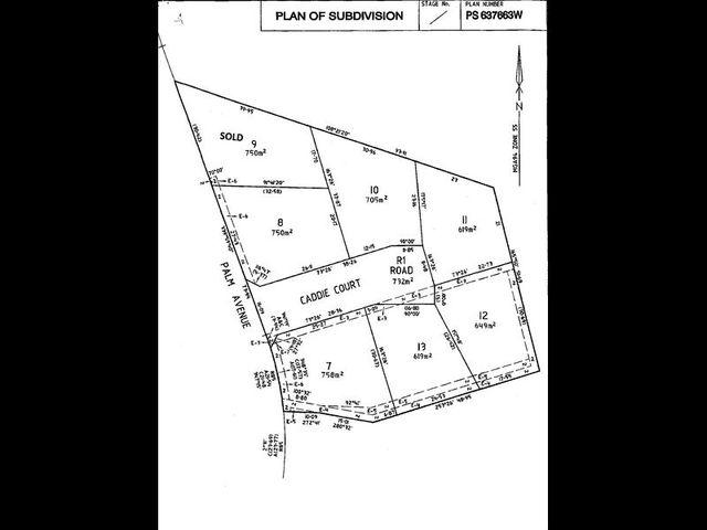 7,8,12,13 Caddie Court, Eagle Point VIC 3878