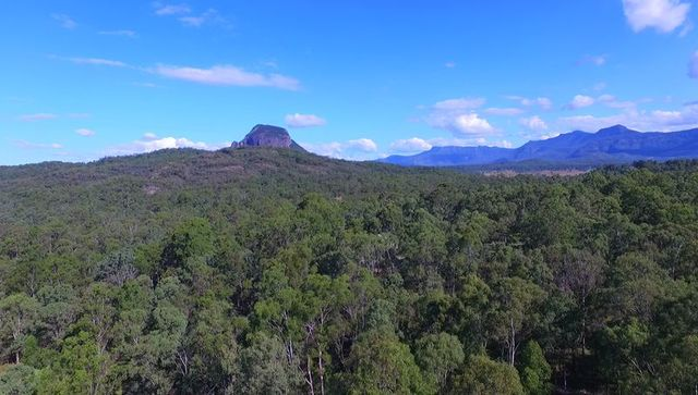 Lake Moogerah Road, Clumber QLD 4309