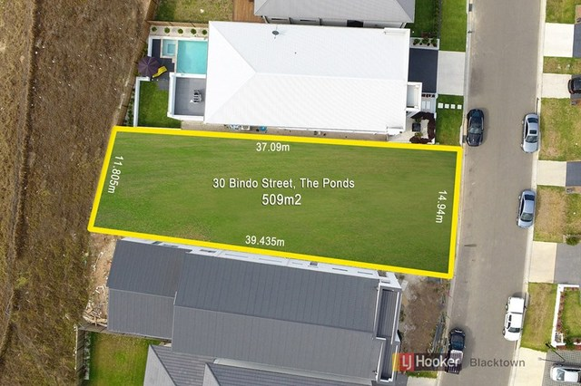 30 Bindo Street, The Ponds NSW 2769