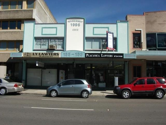 Level 1 Suite 9A/153 George Street, Liverpool NSW 2170