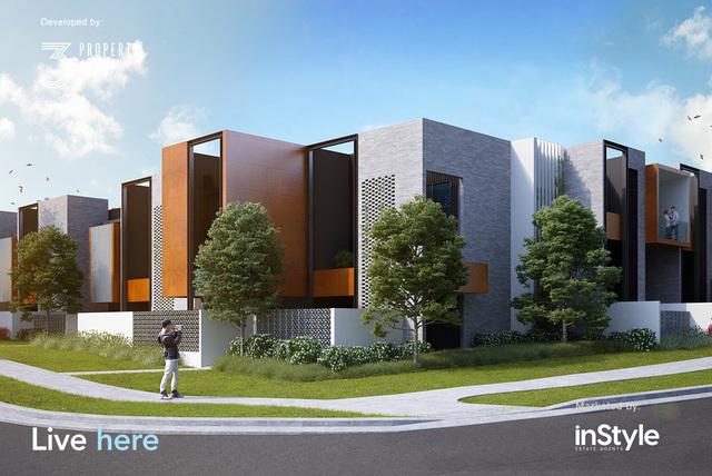 Balcombe Terraces - Day, Denman Prospect ACT 2611