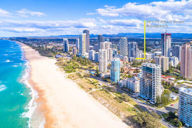 401 'Aria' 19 Albert Avenue, Broadbeach QLD 4218