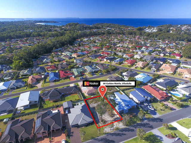 90 Golden Wattle Drive, Ulladulla NSW 2539