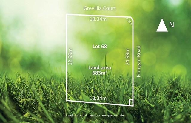 1 (Lot 68) Grevillia Court, Gisborne VIC 3437