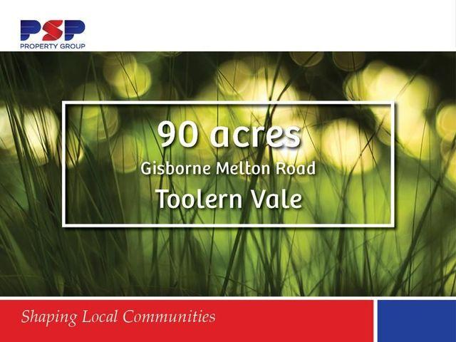1622-1642 Gisborne-Melton Road, Toolern Vale VIC 3337