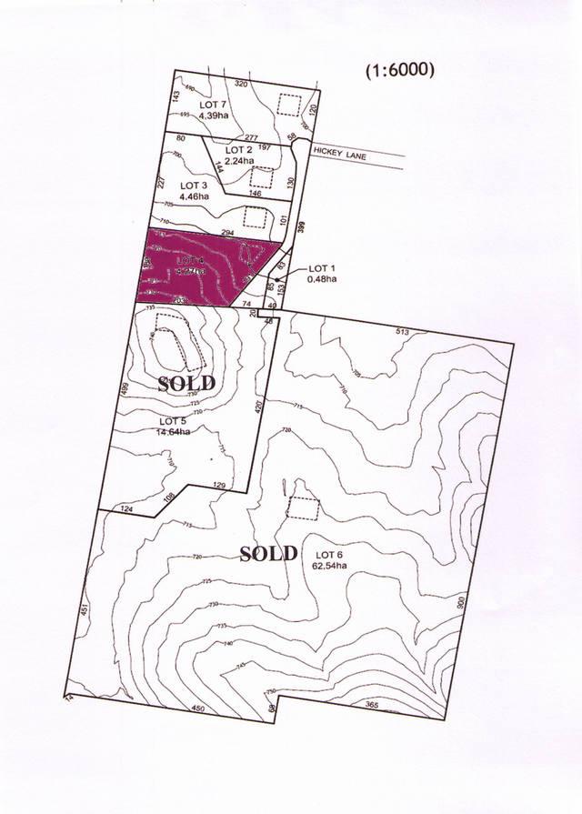 Lot 4 Site Plan
