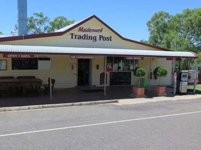 (no street name provided), Maidenwell QLD 4615