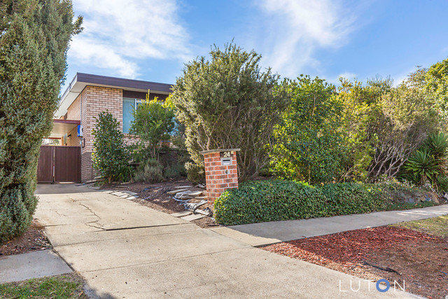 24 Ross Smith Crescent, Scullin ACT 2614
