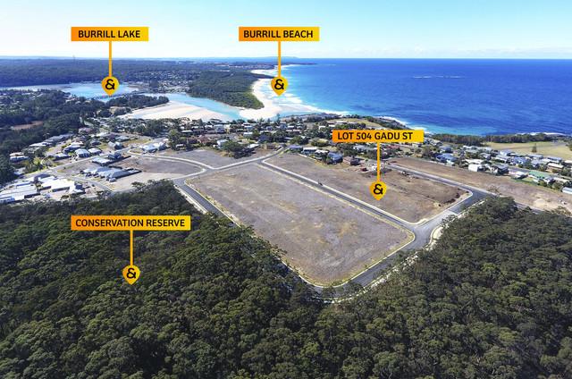 Lot 504 Gadu Street Seaside Stage 5, NSW 2539