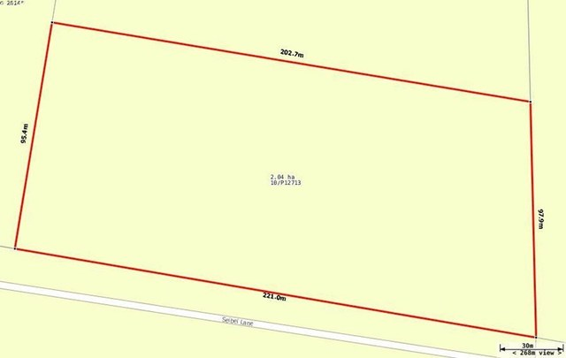 Lot 10 Siebel Lane, Pratten QLD 4370