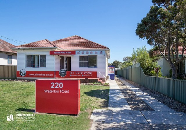 220 Waterloo Road, Greenacre NSW 2190
