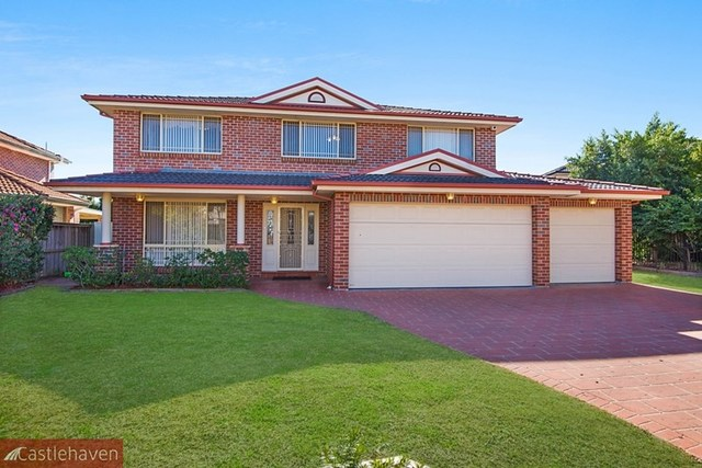 10 Linford Place, Beaumont Hills NSW 2155
