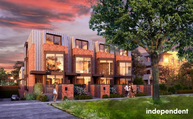 Macleay Street N.10 - Luxury Terraces, ACT 2612