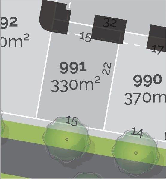 (Lot 991) 4 Mellish Street, Lucas VIC 3350