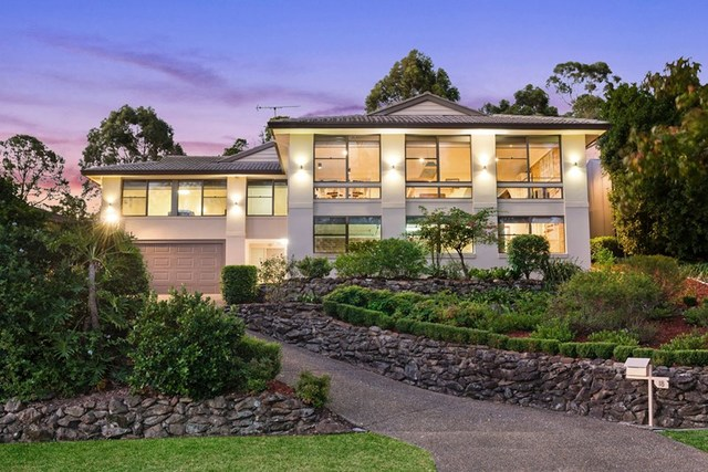 18 Andrew Place, North Rocks NSW 2151