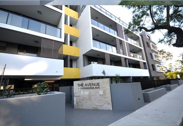 11/1-9 Kanoona Ave, Homebush NSW 2140