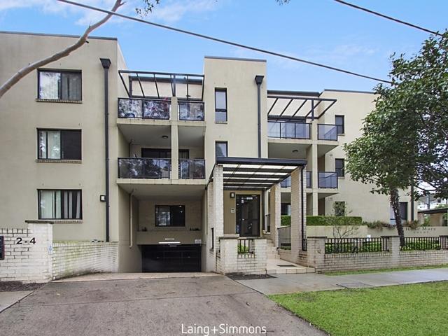 6/2-4 Reid Avenue, Westmead NSW 2145
