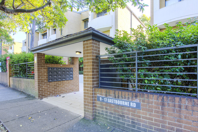 9/9 Eastbourne Road, NSW 2140