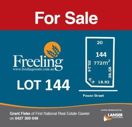 Lot 144 Power Street, Freeling SA 5372